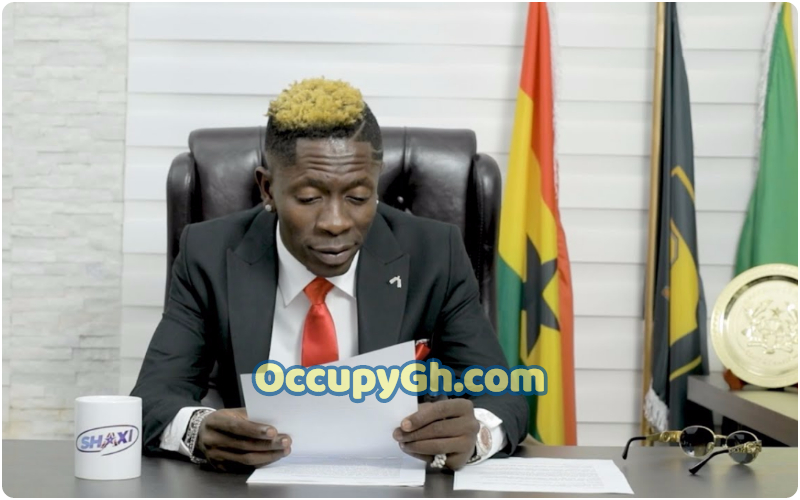 Shatta Wale State Of The Industry Address