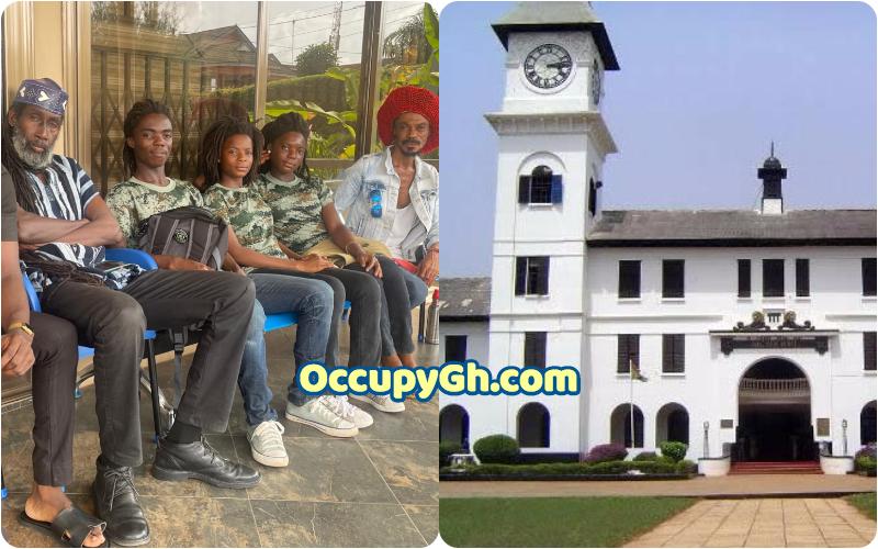 Achimota School Rastafarian