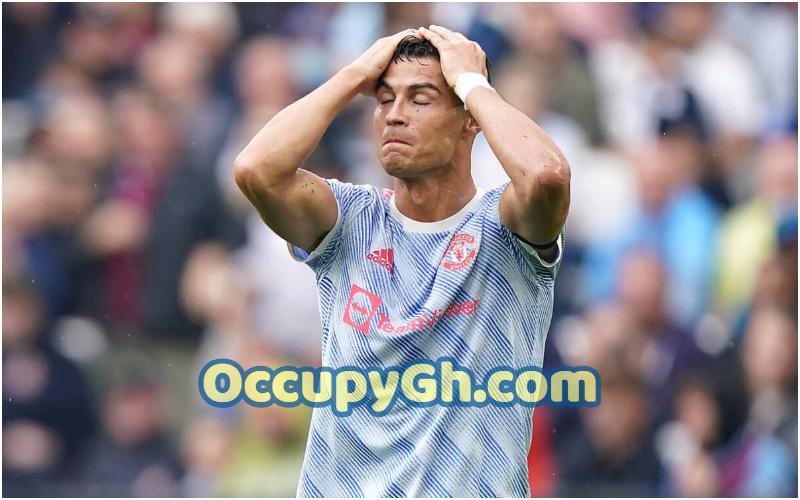 Cristiano Ronaldo scammed