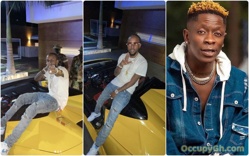 popcaan in ghana shatta wale gog album release