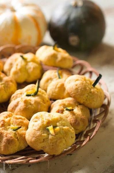 かぼちゃクッキー【ホットケーキミックス&トースター】