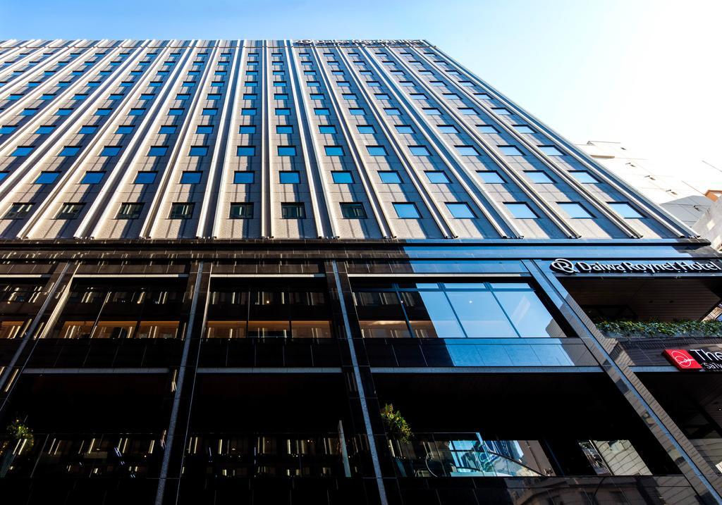 Daiwa Roynet Hotel Ginza Tokyo Creative