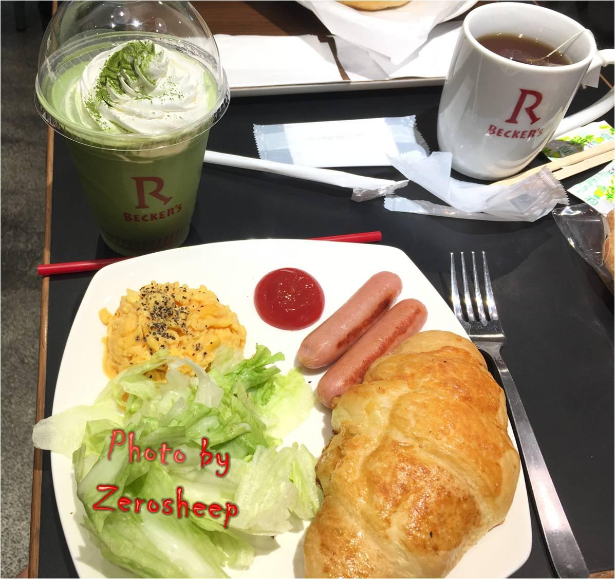 池袋車站雙層早餐店 R‧BECKERS | Odigo 日玩客