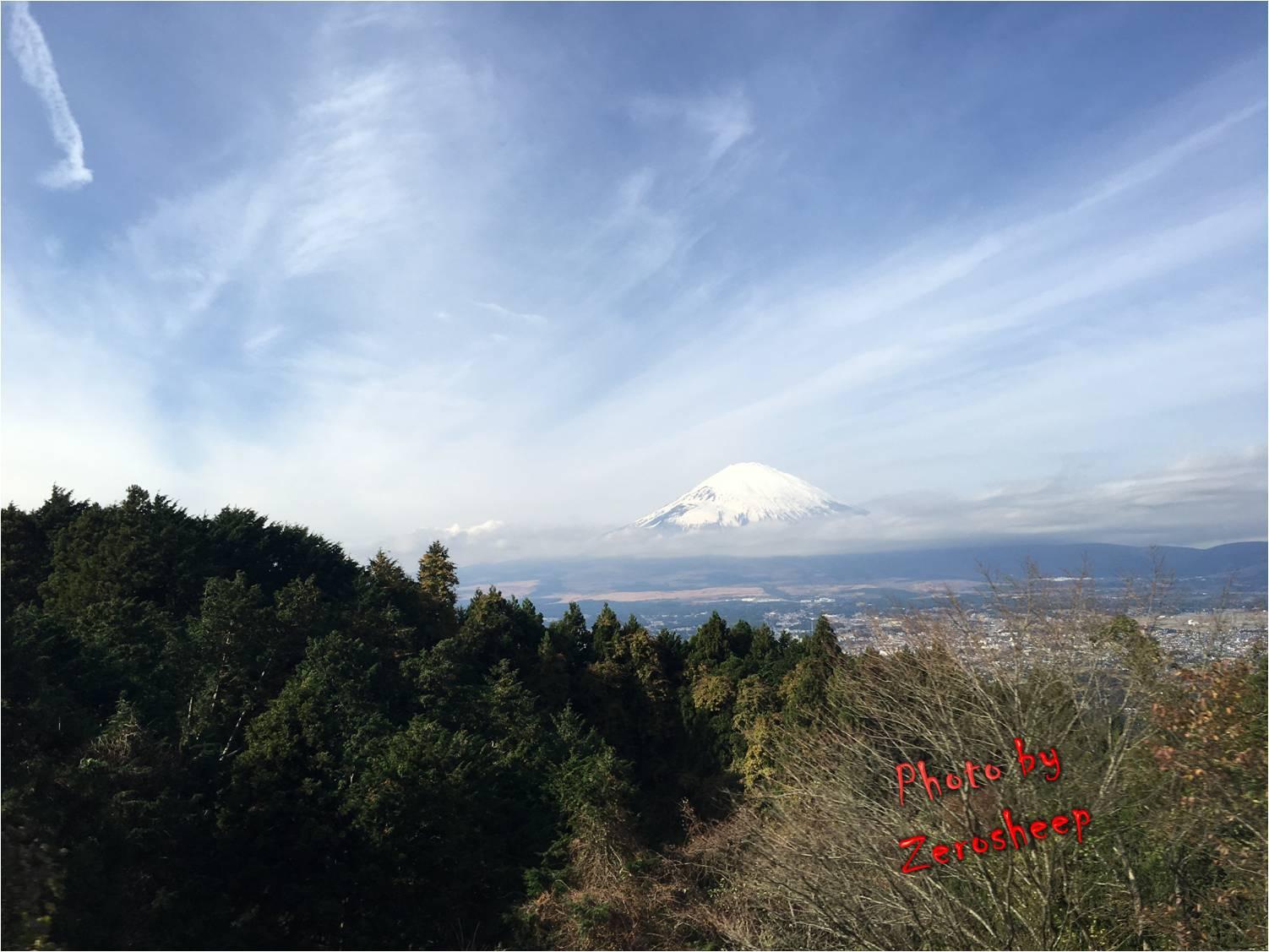 (2016一人旅) 夕陽無限好 黃昏的富士山更好 | Tokyo Creative