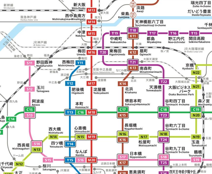 3分鐘搞懂!!關西機場到大阪都心(新大阪、梅田、難波)交通懶人包 | Tokyo Creative