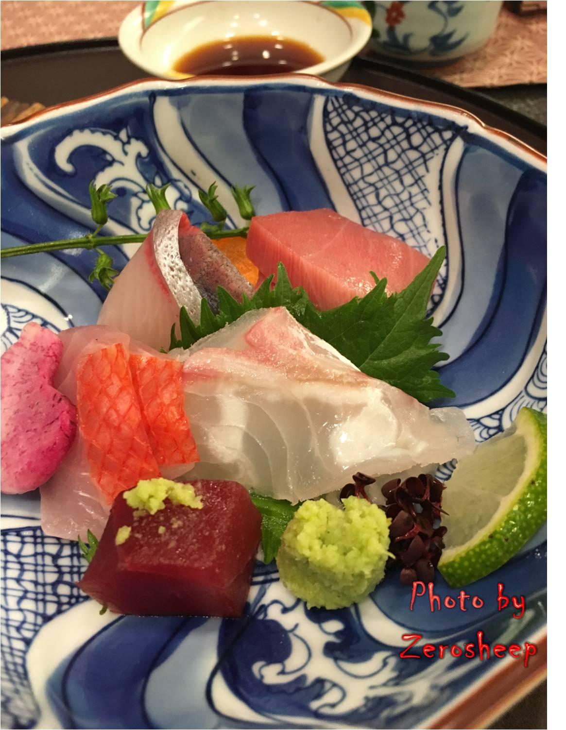 扳回一城的料理-為了晚餐,在日本搭的士都值得 1   零羊回鄉探險記-從香港出發   旅遊嘆世界 - fanpiece