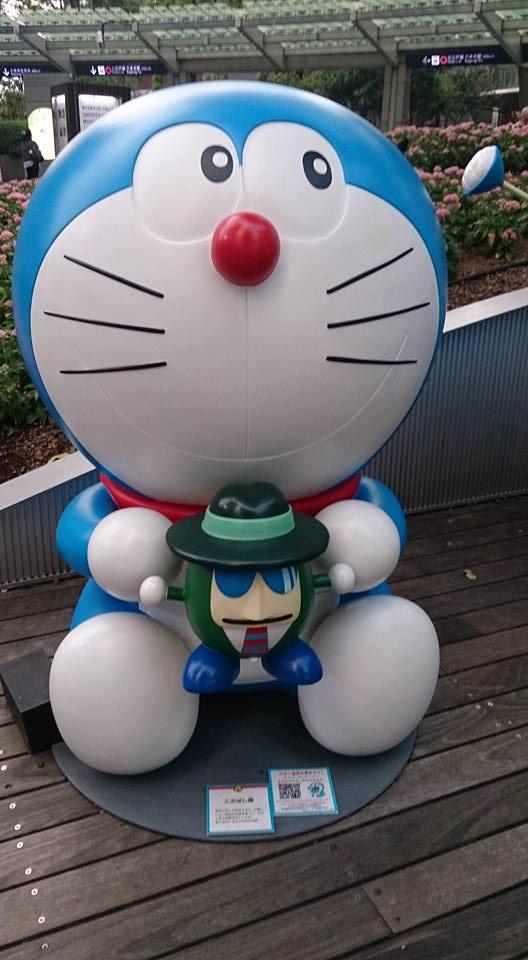 【東京.六本木】哆啦a夢 in 六本木 Hill's   Tokyo Creative