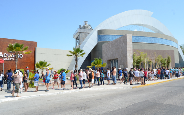 Resultado de imagen para Acuario Mazatlán