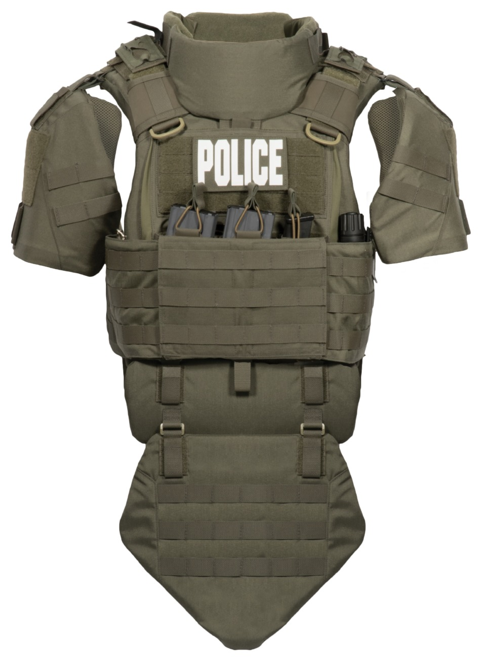 Central Lake Armor Express TORC Tactical Operations