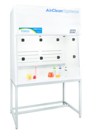 AIRCLEAN SYSTEMS Endeavour Ductless Fume Hoods in Forensic