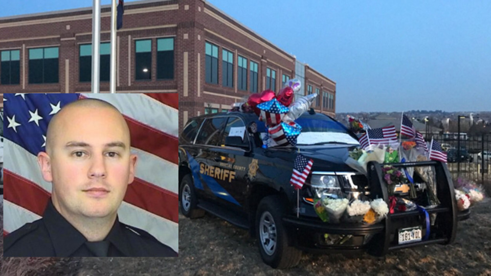 Douglas County Colorado Sheriffs Deputy Zackari Parrish Loved His Job Family