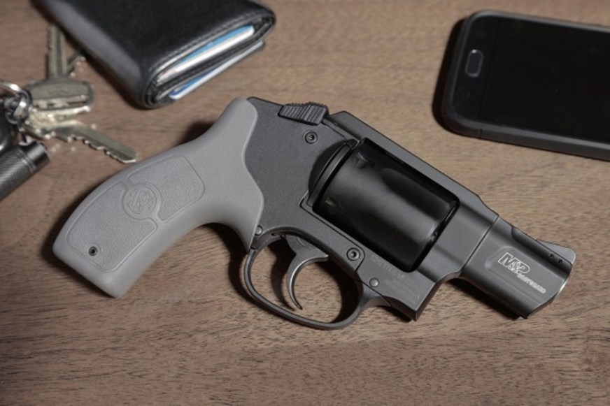 Smith & Wesson M&P Bodyguard 38 Revolver Ambidextrous ...
