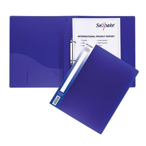 Snopake Executive (A4) Ring Binder Polypropylene 2 O-Ring ...
