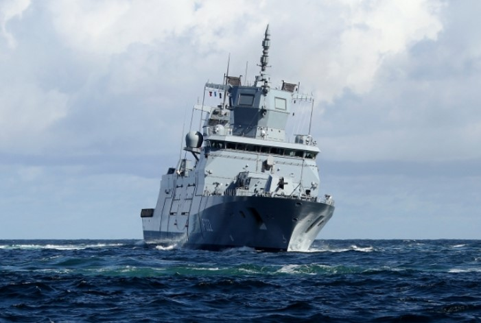 Germany finally accepts delivery of lead F125 frigate FGS Baden-Württemberg - Naval Today