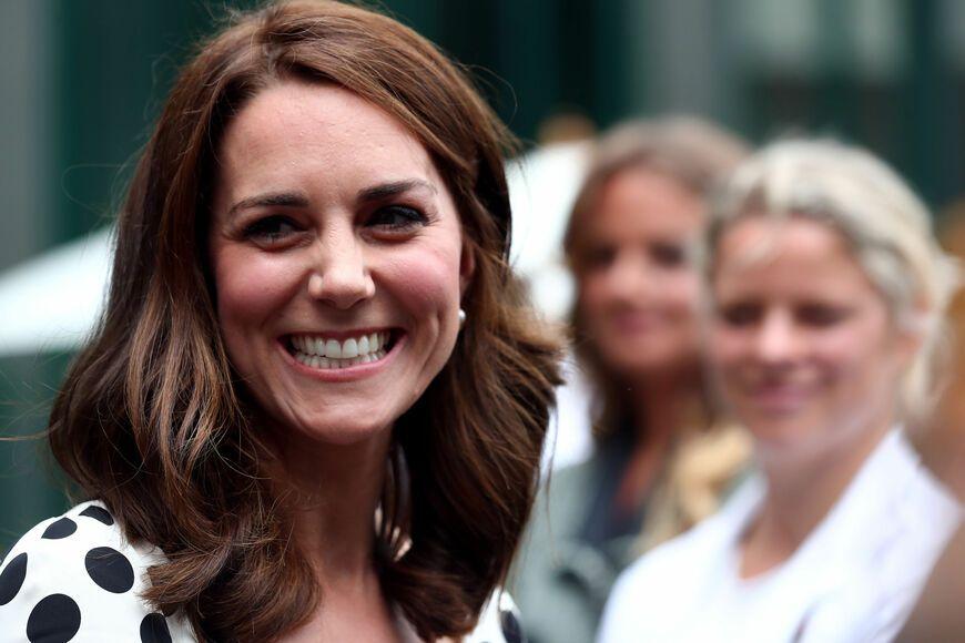 Herzogin Kate Hat Eine Neue Frisur