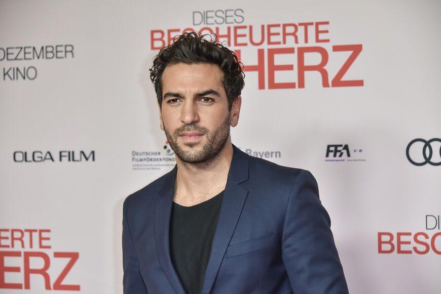 Elyas MBarek Neue Frisur und die Fans rasten aus