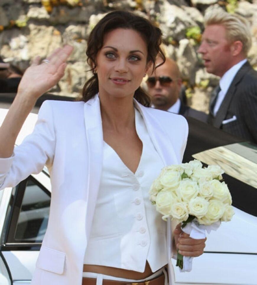 Geheiratet Wird Zweimal Fürs Boris Lilly Hochzeit OK