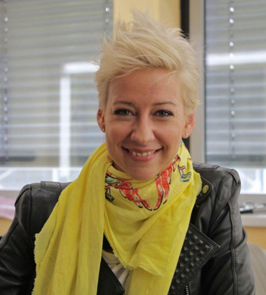 Isabell Hertel Ist Glücklich Krebs Schock Bei 'Unter Uns' Ab