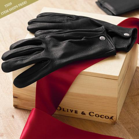 Deerskin Driving Gloves