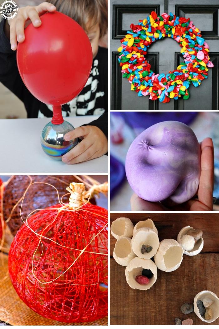 24 Ways Balloons Can Make You Smile