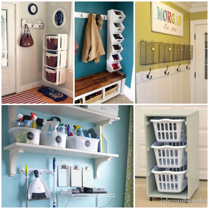 Mudroom Organization Ideas That Will Keep The Rest Of Your House Clean