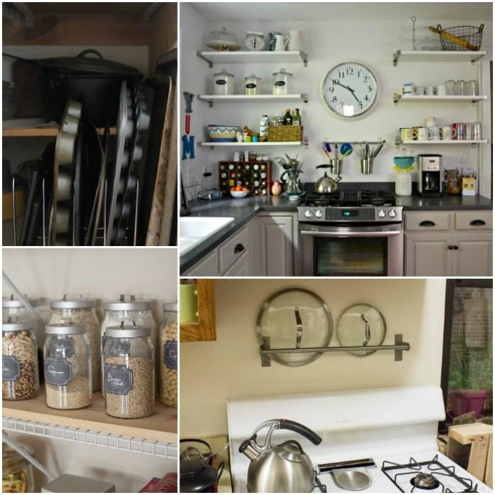 super easy kitchen organization ideas 4