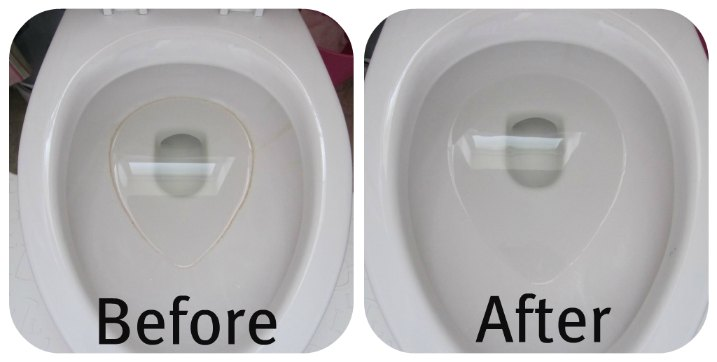 Image Result For How To Clean Toilet Bowl With Vinegar And Baking Soda