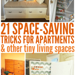 How To Design A Tiny Living Room Picture For Wall 21 Space Saving Tricks Small Ideas