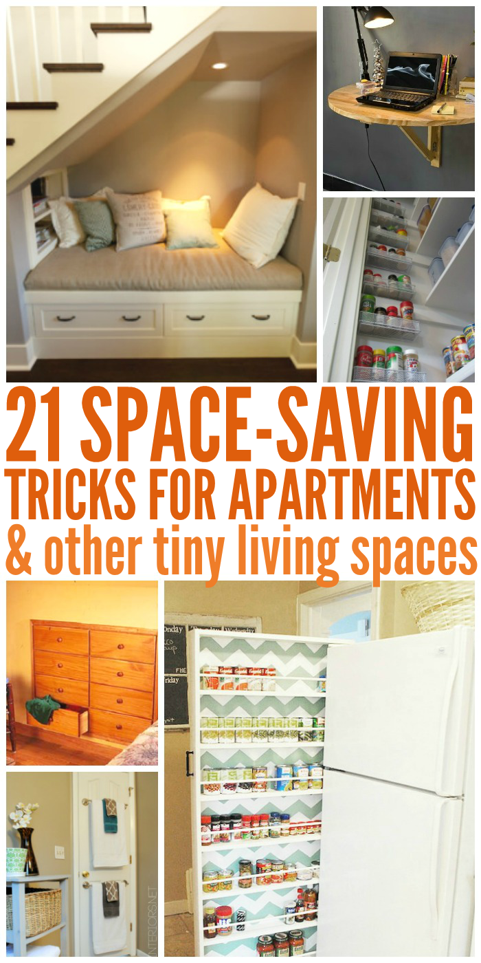 living rooms for small spaces floating shelves design room 21 space saving tricks ideas