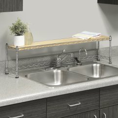 Kitchen Sink Racks Do It Yourself Remodel 11 Must Have Accesories And Products To Organize My Accessories Www Onecrazyhouse Com
