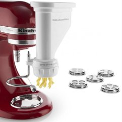 Kitchen Aid Mixer Attachments Extra Large Sinks Double Bowl 20 Amazing Www Onecrazyhouse Com