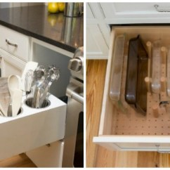 Kitchen Drawer Remodel Okc How To Organize Your With 12 Clever Ideas