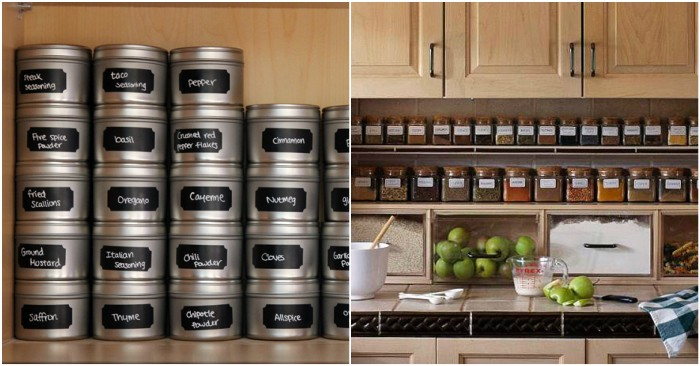 target kitchen cabinet makeover kit 15 genius ways to organize spices and save space