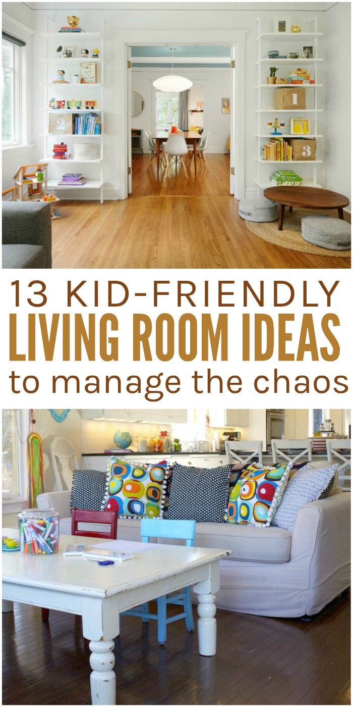 furniture placement for long narrow living room wall color with dark brown 13 kid-friendly ideas to manage the chaos