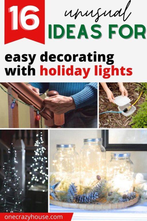 holiday lights tips