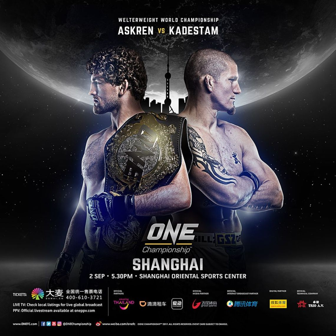 Picture: ONE Championship