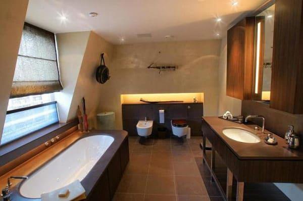 Exquisite London Duplex With Luminous Interiors
