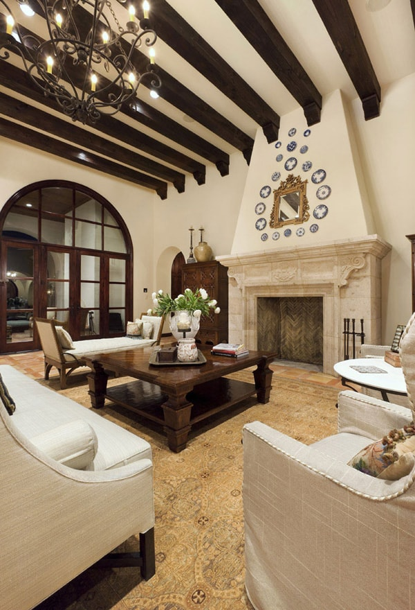 Spanish Inspired Dream Home On Lake Conroe