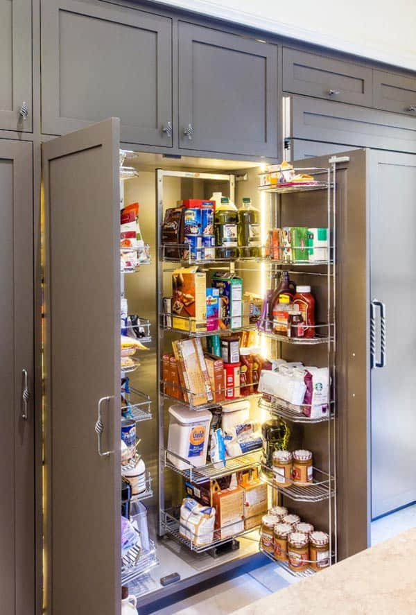 kitchen pantry ideas cabinet kings reviews 53 mind blowing design 41 1 kindesign