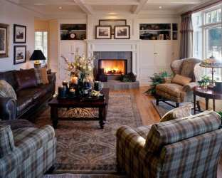 Creating a country cottage look in your home