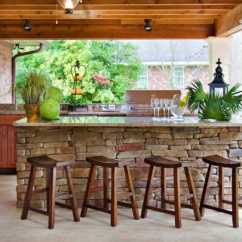 Backyard Kitchen Designs Moen Brushed Nickel Faucet 70 Awesomely Clever Ideas For Outdoor 03 1 Kindesign