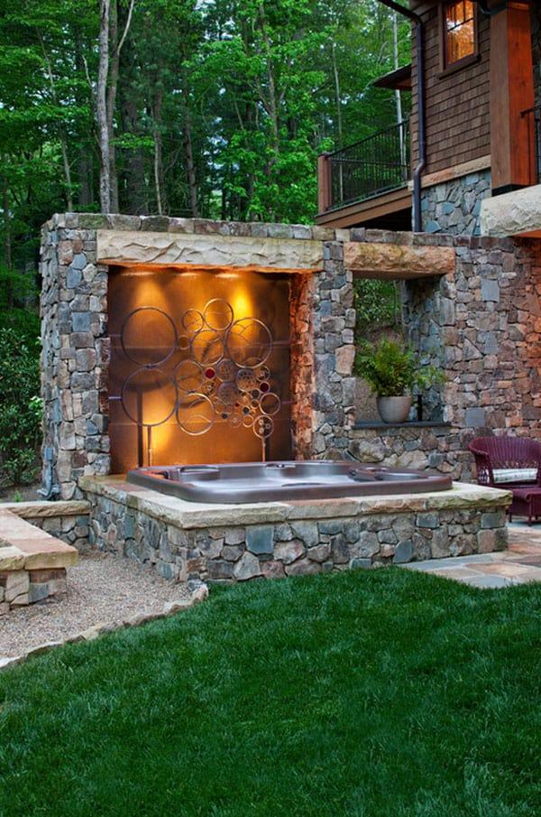Hot Tub Design Ideas