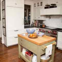 Cheap Kitchen Island Ideas Home Styles Cart 48 Amazing Space Saving Small Designs 45 1 Kindesign