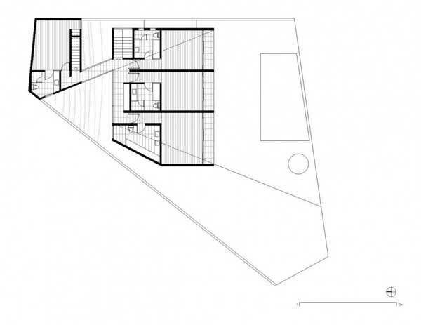 Volumetric home blurring the lines between indoor and