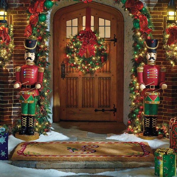 Decorations Christmas Holiday Pinterest