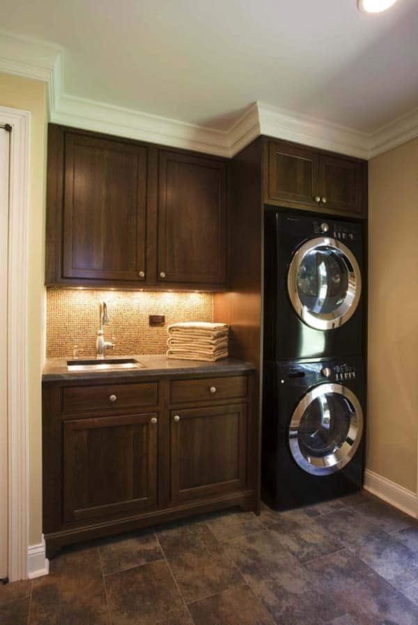 Small Laundry Room Design Ideas-39-1 Kindesign