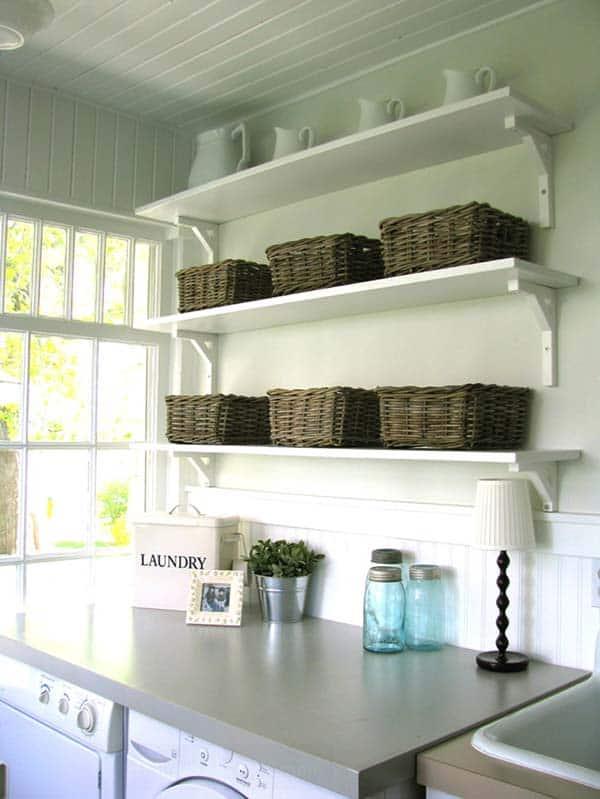 Small Laundry Room Design Ideas-53-1 Kindesign