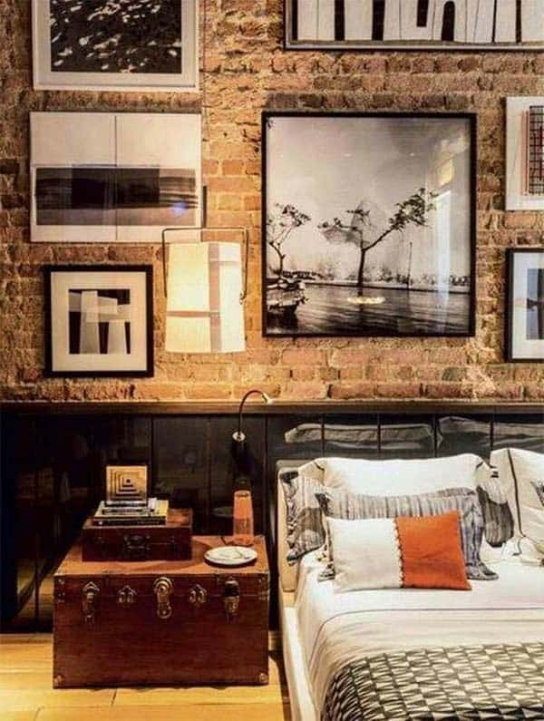 sexy living rooms room wall decor images 55 sleek and masculine bedroom design ideas
