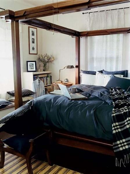 masculine bedroom decorating ideas 55 Sleek and sexy masculine bedroom design ideas