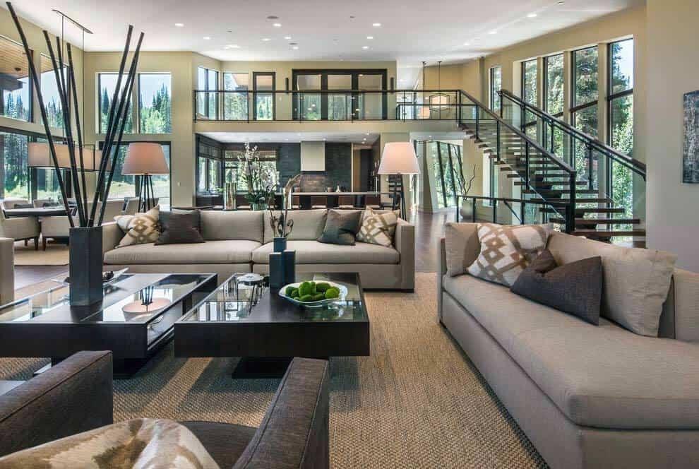 Spectacular Modern Mountain Home In Park City Utah